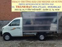 Thaco Towner 950A, 750A xe tải máy xăng sử dụng đông cơ Suzuki hàng có sẵn giao ngay tải trọng 750kg, 550Kg, 850Kg