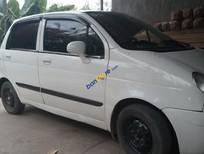 Cần bán Daewoo Matiz năm 2005, màu trắng giá cạnh tranh