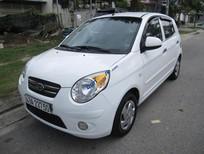 Bán Kia Morning LX năm 2009, màu trắng, nhập khẩu Hàn Quốc