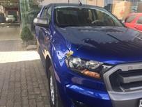 Bán Ford Ranger XLS MT model 2016, màu xanh, xe nhập