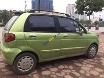 Xe Daewoo Matiz MT sản xuất năm 2006, màu xanh lục