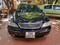 Cần bán lại xe Ford Mondeo 2.5AT đời 2004, màu đen chính chủ, giá 250tr