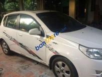 Cần bán lại xe Daewoo GentraX AT năm 2008, màu trắng
