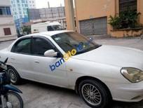 Bán xe Daewoo Nubira MT năm 2000, màu trắng, giá tốt