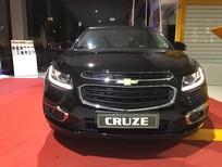 Chevrolet Cruze LTZ 2017, dòng sedan tốt nhất, ưu đãi lớn trong tháng 12/2016