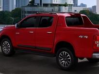 Bán ô tô Chevrolet Colorado LT 2.5 Phiên bản 2107 Mới Ra mắt Hỗ trợ 100% nhận ngay xe về nhà , màu đỏ, nhập khẩu,