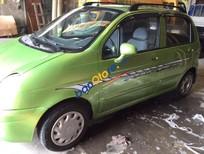 Cần bán lại xe Daewoo Matiz SE sản xuất 2006, màu xanh lục