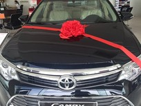 Toyota Hải Dương bán Toyota Camry 2.0E 2016, màu đen, mới 100%. Hỗ trợ trả góp, lãi suất thấp - LH:0906.02.6633(Mr.Long)