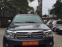 Cần bán xe Toyota Fortuner G 2011, màu xám, giá 750tr