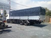 Xe tải Hino FL8JTSA 3 chân 15 tấn/15t (Hino 15 tấn thùng ngắn), thùng dài 7,6m/7,6 mét