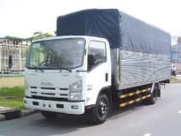 Cần bán xe Isuzu 5,5 tấn mới nhất, xe tải isuzu 5 tấn dài, isuzu NQR75M