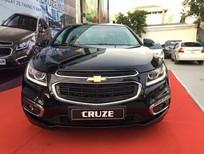 Bán Chevrolet Cruze LT 2016, đủ màu, có trả góp LS Thấp, giá hấp dẫn xin vui lòng gọi