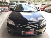 Bán Toyota Corolla altis 1.8AT 2013, màu đen, giá chỉ 680 triệu, hỗ trợ vay đến 65%