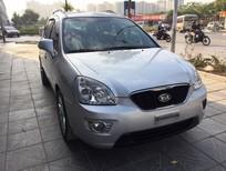 Cần bán Kia Carens 2.0 sx 2013, màu bạc