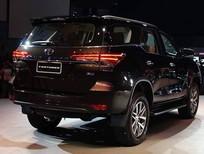 Bán xe Toyota Fortuner 2.8V AT sản xuất 2019, màu đen, nhập khẩu nguyên chiếc