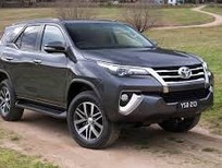 Toyota Fortuner 2.4G MT 2019 full option, giao xe ngay