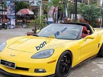 Salon Ô Tô 186 cần bán xe Chevrolet Corvette V8 đời 2009, màu vàng, nhập khẩu