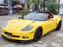Bán xe Chevrolet Corvette C6 đời 2009, màu vàng, nhập khẩu