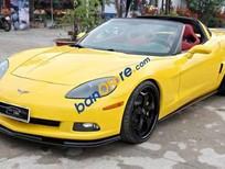 Cần bán Chevrolet Corvette đời 2009, màu vàng, nhập khẩu
