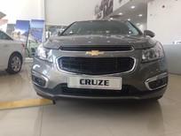 Bán Chevrolet Cruze LTZ đời 2017, màu xám, xe nhập
