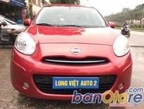 Cần bán Nissan Micra 1.3AT đời 2011, màu đỏ, 470 triệu
