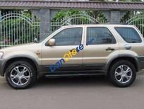 Bán ô tô Ford Escape XLT sản xuất 2002 số tự động giá cạnh tranh