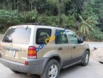 Cần bán xe Ford Escape 3.0 V6 năm 2002 số tự động