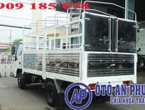 Xe tải Isuzu 2T4, xe Isuzu 2T4 thùng 4m3