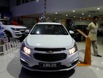 Cần bán Chevrolet Cruze LT 1.6 mẫu 2017, xe giao ngay, KM tháng 04/2017 lên đến 50 triệu