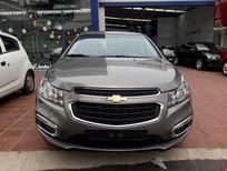 Bán Chevrolet Cruze 2017 mới ra mắt phiên bản mới, hỗ trợ 95% ngân hàng, gọi ngay để nhận tư vấn