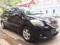 Cần bán gấp Toyota Vios E 2009, màu đen chính chủ Hà Nội, giá 306tr