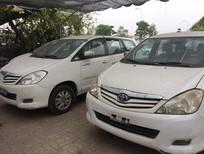 Cần bán xe Toyota Innova G xịn nguyên bản 2009, màu trắng, 385 triệu