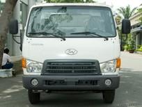Bán xe tải tự đổ Hyundai HD72 4 khối, mua xe Hyundai giá rẻ