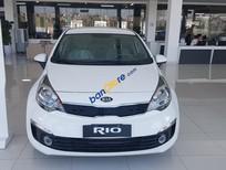 Cần bán xe Kia Rio sedan MT năm 2016, màu trắng xe nhập, giá chỉ 525tr