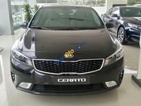 Cần bán xe Kia Cerato 2.0AT năm 2017, màu đen, hỗ trợ trả góp, LH 0989.240.241/0938.988.726
