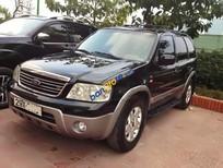 Bán Ford Escape 3.0 V6 đời 2005, màu đen