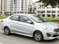 Bán xe Sedan Attrage 2017, xe Attrage số tự dộng xe nhập khẩu, giá xe Attrage tốt nhất tại Quảng Trị