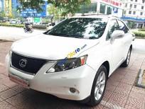 Cần bán xe Lexus RX 350AWD sản xuất 2010, màu trắng, nhập khẩu