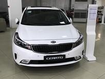 Bán xe Kia Cerato mt đời 2016, màu trắng