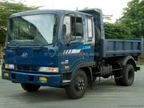Bán xe tải tự đỗ Hyundai HD120 5 m3 thùng ben