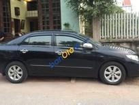 Bán xe cũ Toyota Corolla đời 2009, màu đen xe gia đình, giá chỉ 540 triệu