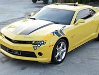 Xe Chevrolet Camaro đời 2015, màu vàng, nhập khẩu chính hãng