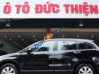 Cần bán lại xe Honda CR V 2.4AT năm 2012, màu đen
