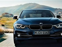 BMW 3 sereis 2017. Made in Germany.