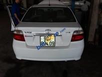 Bán Toyota Vios G năm sản xuất 2004, màu trắng, giá chỉ 240 triệu