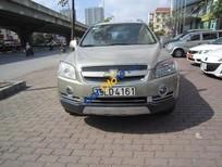 Bán Chevrolet Captiva sản xuất năm 2010, màu vàng còn mới, giá tốt