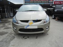 Xe Mitsubishi Grandis sản xuất năm 2009, màu vàng, giá chỉ 600 triệu