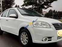 Cần bán Daewoo Gentra sx sản xuất 2008, màu trắng