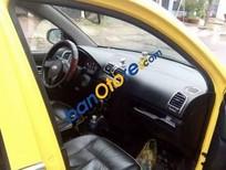 Xe Kia Morning sản xuất 2010, màu vàng