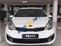 Bán xe Kia Rio MT đời 2016, màu trắng